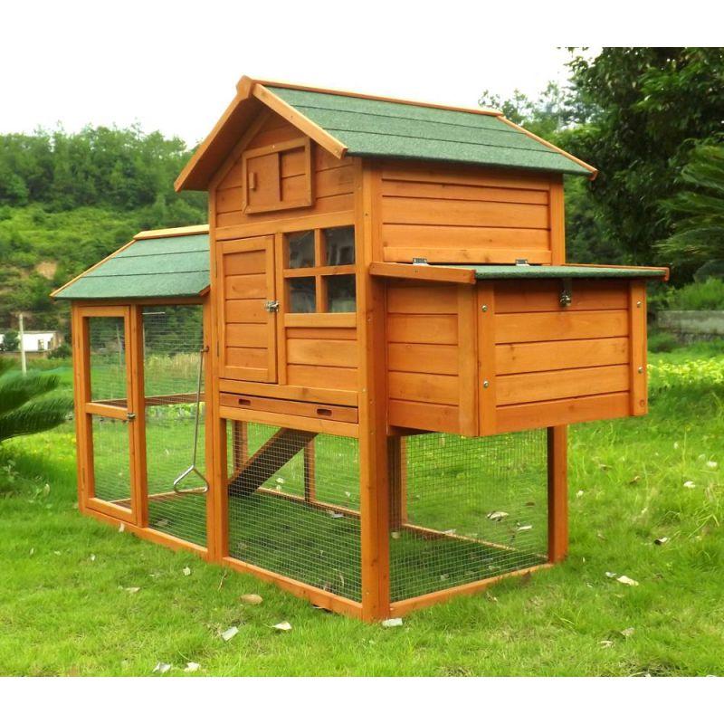 h hnerstall h hnerhaus chickenhouse nr 06 collosus q. Black Bedroom Furniture Sets. Home Design Ideas
