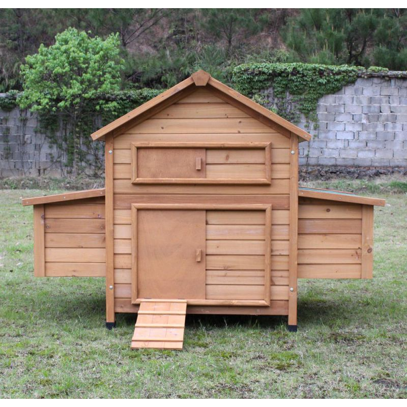 h hnerstall h hnerhaus chickenhouse nr 02 gluckshaus. Black Bedroom Furniture Sets. Home Design Ideas