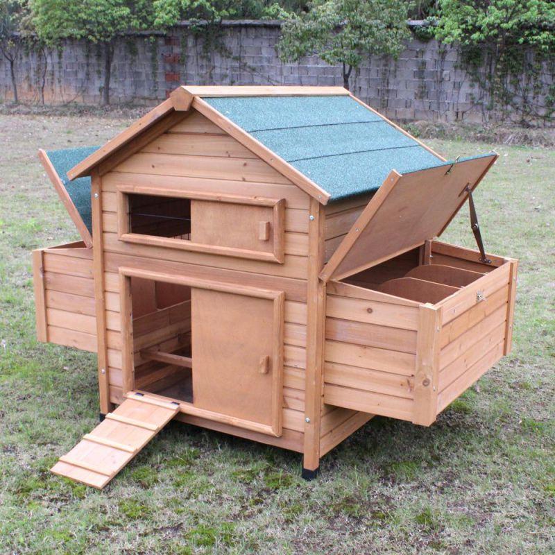 h hnerstall h hnerhaus chickenhouse nr 02 gluckshaus. Black Bedroom Furniture Sets. Home Design Ideas
