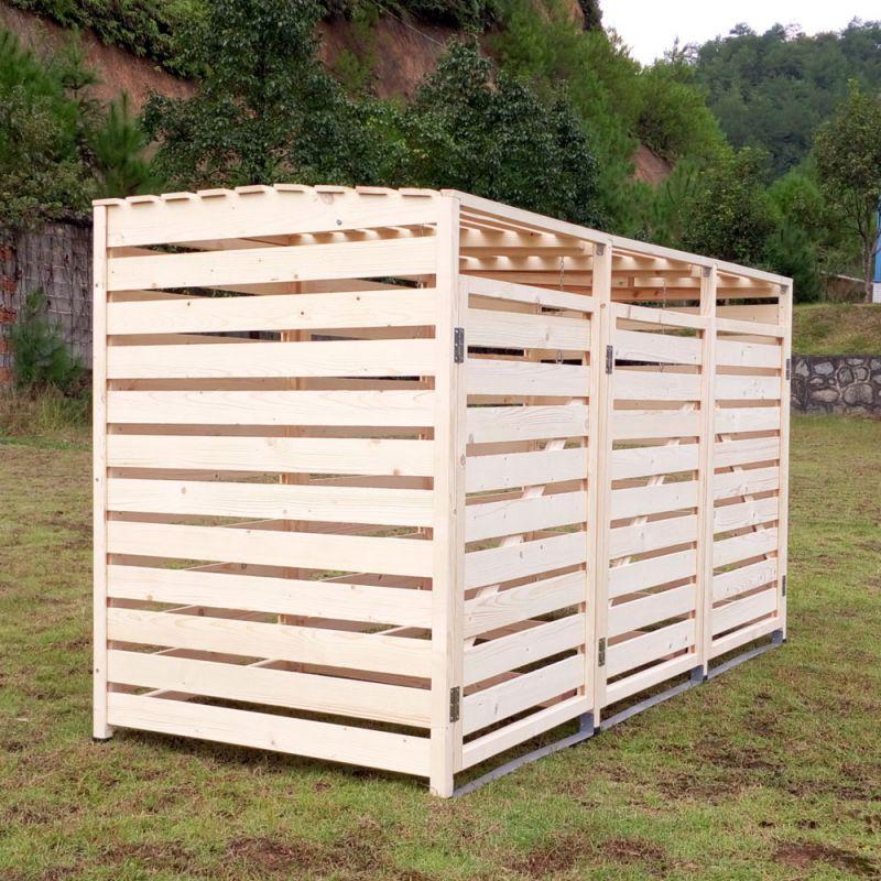 outdoor m lltonnenschr nke m lltonnenbox m lltonn. Black Bedroom Furniture Sets. Home Design Ideas