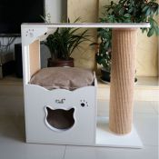 CatS Design no. 13 Step 3 Super Combi Kitty Bed