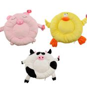 Dog and cat lounger pillow no. 09 Farm Fun piggy