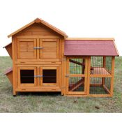 Rabbit hutch no. 05 De Luxe
