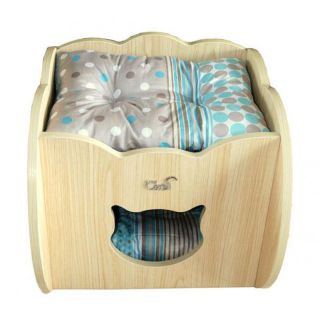 CatS Design no. 12 Step 2 Kitty Bed Cave
