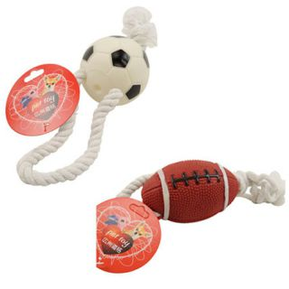 Dog and cat toy no. 04 Football