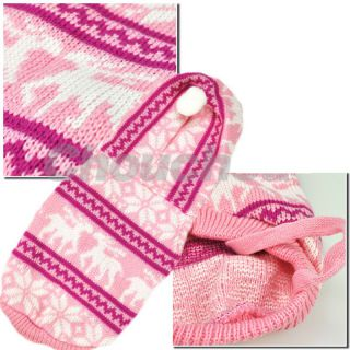 Dog clothes no. 26  pink