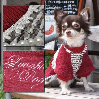 Hundebekleidung N32 Little Lady