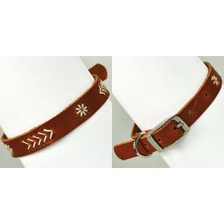 Dog collar no. 05 Native Style